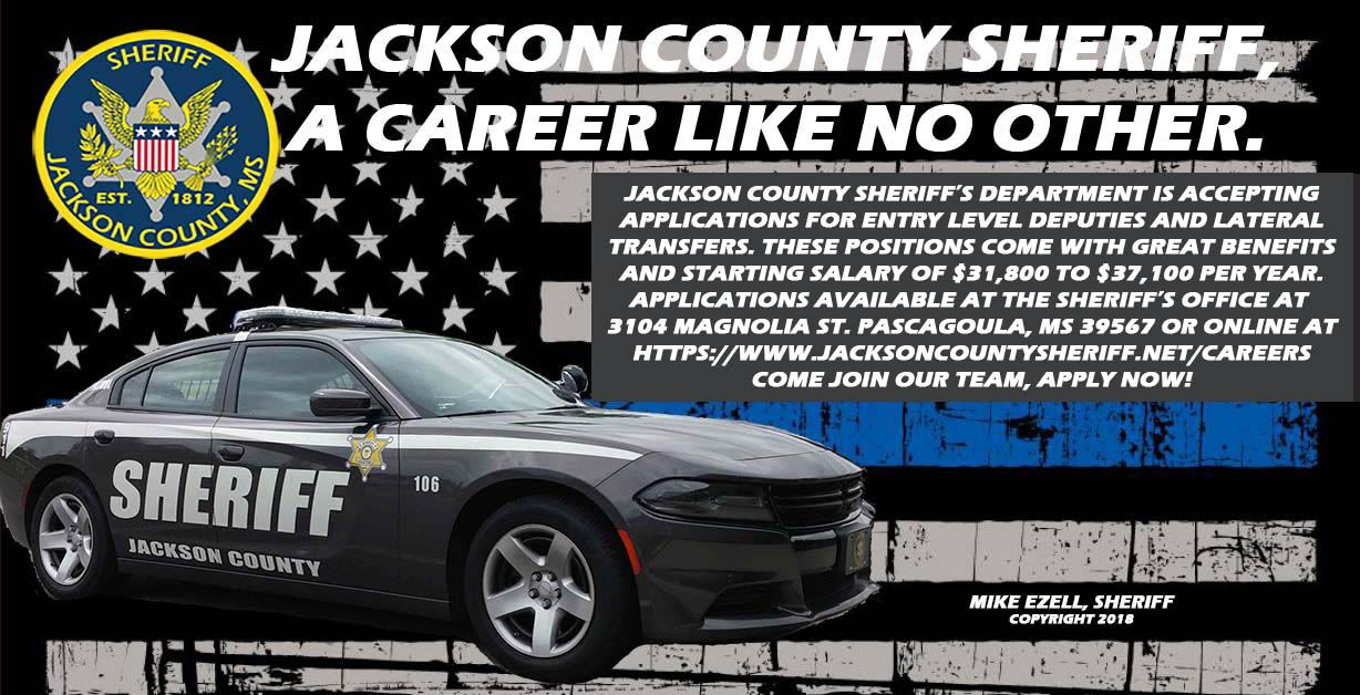 Sheriff Recruitment Ad