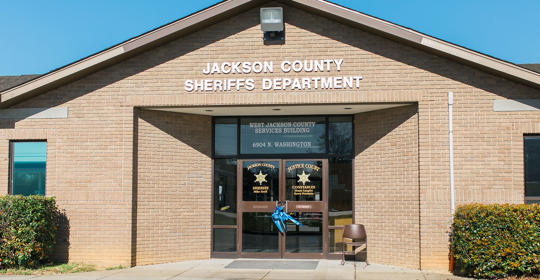Sheriff | Jackson County, MS