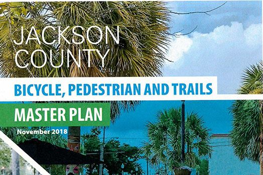 Bike Pedestrian Trails Master Plan Cover
